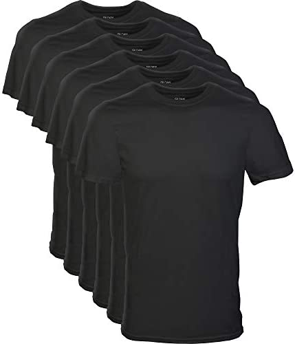 Gildan Mens Crew T Shirt Multipack product image