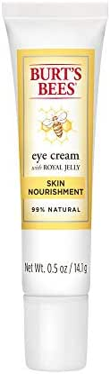 Burt's Bees Skin Nourishment Eye Cream for Normal to Combination Skin, 0.5 Ounces