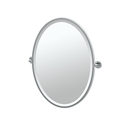 Gatco 4109F Zone, Framed Oval Mirror