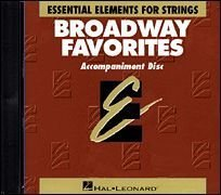 Essential Elements 2010 For Strings - Essential Elements Broadway Favorites for Strings - CD by Lloyd Conley (2010-01-01)