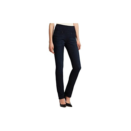 Spanx The Signature Straight Jeans, Dark Dipped, 24 by SPANX (Image #2)