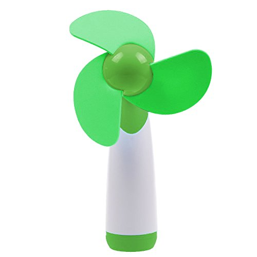 adecco-llc-blue-portable-mini-air-fan-battery-operated-green