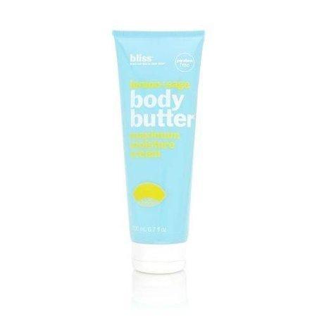 Bliss Lemon and Sage Body Butter, 6.7 Fluid Ounce