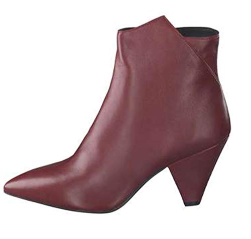 Pour 38 Femme By Bottines Taille Thea Pourpre Weiss u5400p Premi Bruno vYqg66