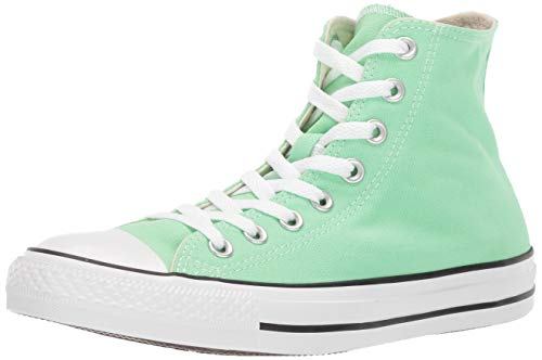 (Converse Unisex Chuck Taylor All Star Seasonal 2019 High Top Sneaker, Lt Aphid Green, 3.5 M US)