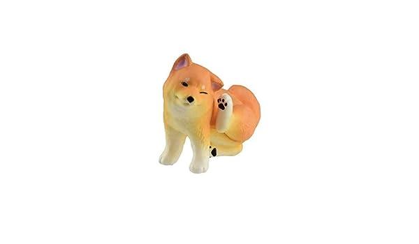 Llavero Shiba Inu Akita 4 cm EPOCH Cápsulas Toy Japón ...