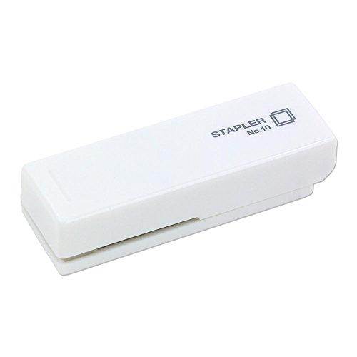Midori CL Compact Stapler III White (35056006) Photo #3
