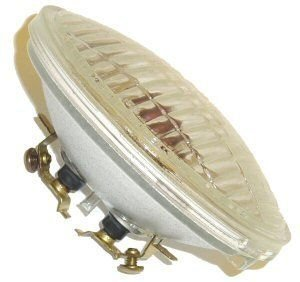 Sealed Beam Lamp - GE 22982 - 4415 - 35 Watt PAR36 Sealed Beam Light Bulb, 12.8 Volt
