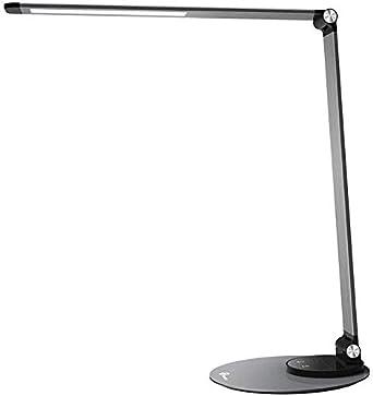 Lampe de Bureau M/étal LED Ultra-mince TaoTronics TT-DL22 FR Gris Sid/éral