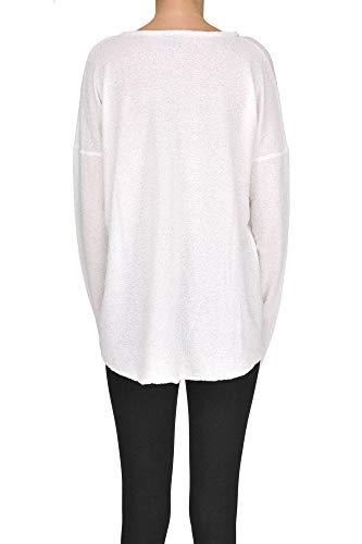 Gotha Maille Coton Mcglmgp000005015e Femme Blanc 1aXr1ZRzw