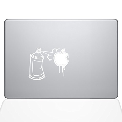 The Decal Guru Graffiti Apple Spray Can Decal Vinyl Sticker, 13