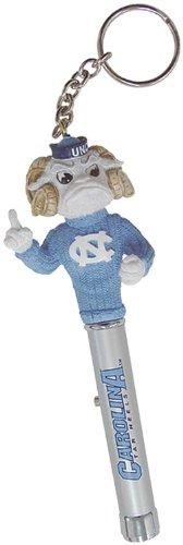 - Champion Treasures NCAA North Carolina Tar Heels Mascot Pocket Light