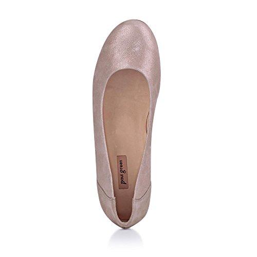 Paul Green Women's Ballet Flats beige beige Cachemire 23ZwlY1mjn