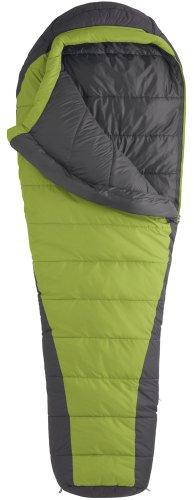 Marmot Cloudbreak 30 Synthetic Sleeping Bag, Regular-Left, Green, Outdoor Stuffs