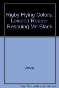 Rigby Flying Colors: Individual Student Edition Orange Rescuing Mr. Black ebook