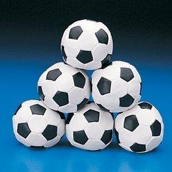 Fun Express Vinyl Soccer Ball Kick Balls (1 Dozen) - Bulk
