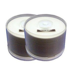 Princo 100 8X DVD-R 4.7GB White Top by Princo