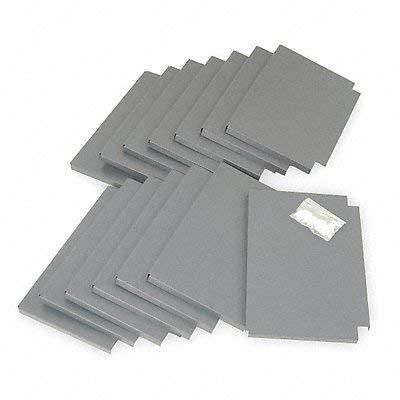 Steel Shelving Divider Kit , 18