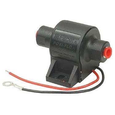 Amazon Com 60104 Facet Posi Flo Fuel Pump 12 Volt 1 5 4 0 Psi 23