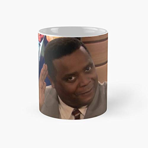 parks and recreation_Perd Hapley - Ya Heard with Perd Mug -