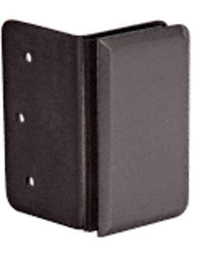 C.R. LAURENCE P190S0RB CRL Oil Rubbed Bronze Pinnacle and Prima Series Wall Mount - Wall Pinnacle Series