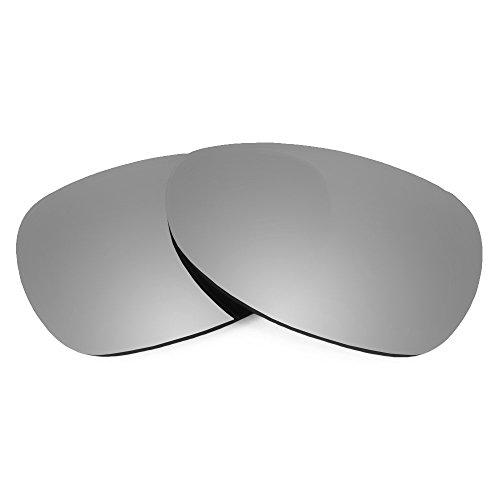 Revant Replacement Lenses for Oakley Felon Polarized Titanium MirrorShield