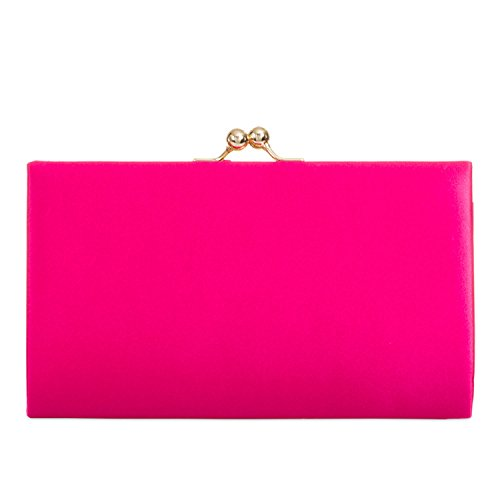 Clutch Xardi Women London Ladies Fuchsia Designer Party Evening Handbags Bridal Bag xrfrw