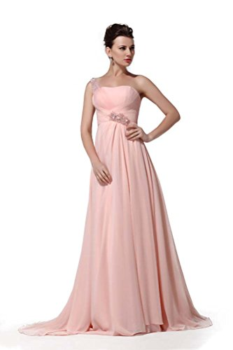 Damen Linie Pink Kleid Hot Queen Rosa A pqZ61x0