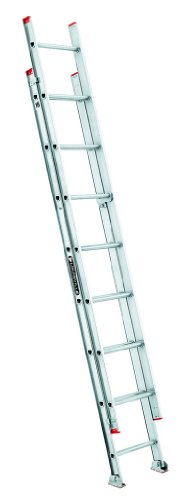 Louisville Ladder L-2321-16 200-Pound Duty Rating Aluminum
