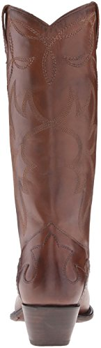 Frye Women's Shane Embroidered Tall Western Boot Whiskey VR2jiq