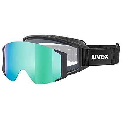 uvex Unisex– Erwachsene, g.gl 3000 TO Skibrille, black mat, one size 4