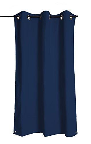 "GALE Coolaroo Exterior Curtain, Royal Blue, 60"" x 96"""