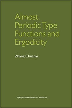 Almost Periodic Type Functions And Ergodicity Download.zip