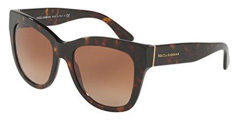 Dolce & Gabbana Women's 0DG4270 Havana/Brown Gradient - Glasses Name Brand Sun