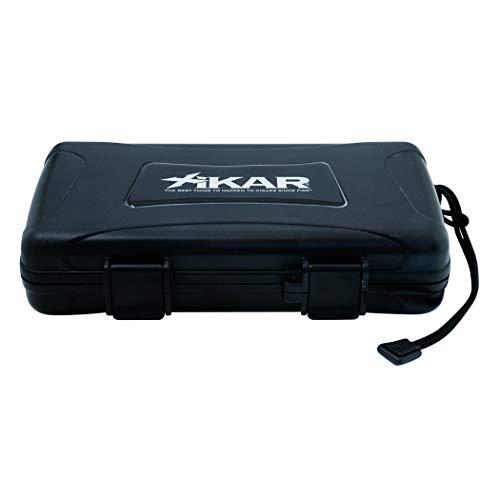 Xikar Travel Humidor Measures 8 1/2