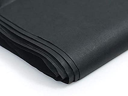 Black Gowersdee EVA Premium Quality Tissue Gift Wrapping Paper Crafts Packing DIY Crafts and More 20 x 26 inches