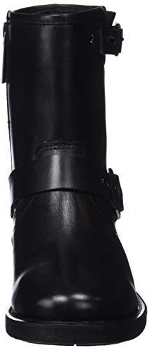 Jeans Botas Negro 999 black Para Pepe London Maddox Allys Mujer SwAq4vAg