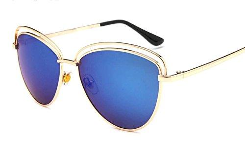 Europa Trend De Y A3 Moda Sol Los Sol Unidos Gafas Gafas Señora Cat's De Eye A2 Gafas Estados De De Personalidad La De Sol Gafas tqREwn