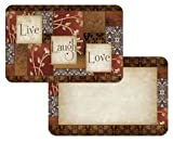 4 Spice of Life Reversible Placemats