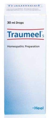 (Traumeel S Oral-Drops - Relieve Muscle and Joint Pain and Inflammation Pain Relief Analgesic - Homeopathic - 30ml (Pack of 2))