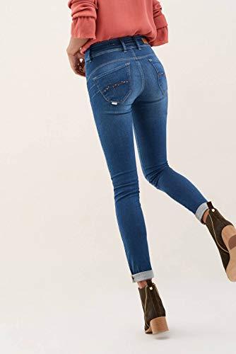 Salsa Skinny Luccicchio Con Secret Blu Jeans xqUAPwS