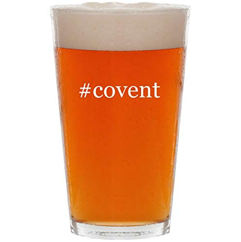 #covent - 16oz Hashtag All Purpose Pint Beer Glass (Covent Opera Glasses)