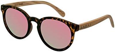 Regalos Miguel - Gafas Sol - Gafas de Sol SABAI NATURIS - Sabai Rosa Oro - Envío Desde España: Amazon.es: Hogar