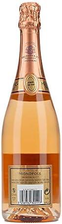 Champagne Heidsieck & Co. Monopole Rosé Top Brut (1 x 0.75 l)