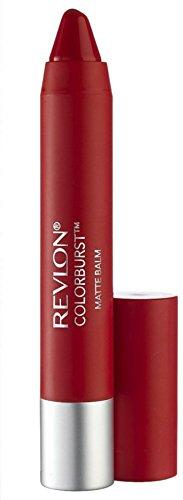 Revlon ColorBurst Matte Lip Balm, Striking, .09 oz