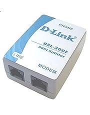 سبليتر ADSL دي لينك [DSL-30CF/DI] - أبيض