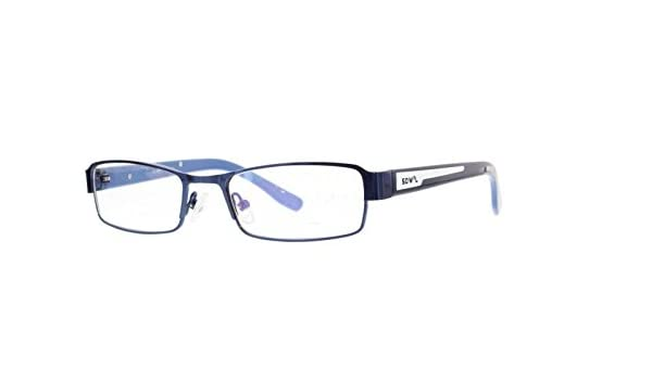 11a3d84fb6 Amazon.com  EyeBuyExpress Bifocal Kids Childrens Reading Glasses Blue  Rectangular  Health   Personal Care
