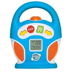 Discovery Kids Portable MP3 Player with Kids Digital MP3 Boom Box
