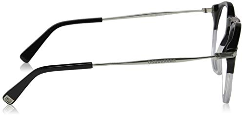 Monturas Dsquared De Dq5211 Gafas Adulto cristallo 49 0 Unisex negro PqwU5Bq