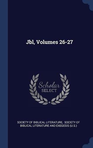 Jbl, Volumes 26-27 ebook